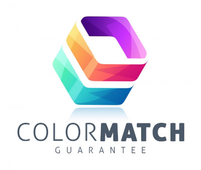 Color Match Garantie