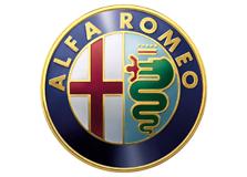 Code couleur pour Alfa Romeo