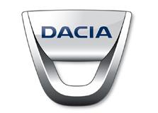Code couleur pour Dacia