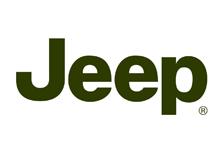 Code couleur pour Jeep