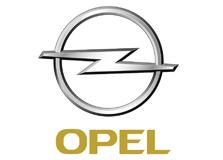 Code couleur pour Opel