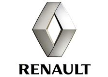 Code couleur pour Renault