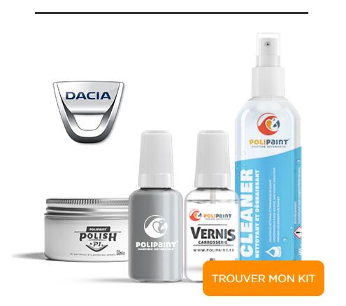 Trouver mon Kit Retouche pour Dacia