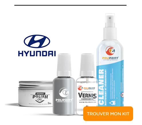 Trouver mon Kit Retouche pour Hyundai