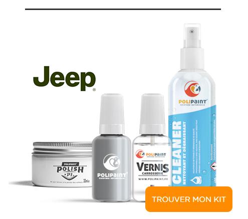 Trouver mon Kit Retouche pour Jeep