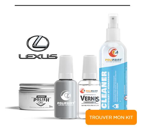 Trouver mon Kit Retouche pour Lexus