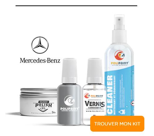 Trouver mon Kit Retouche pour Mercedes