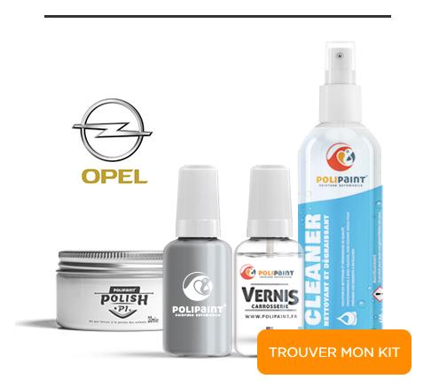 Trouver mon Kit Retouche pour Opel