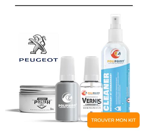 Trouver mon Kit Retouche pour Peugeot