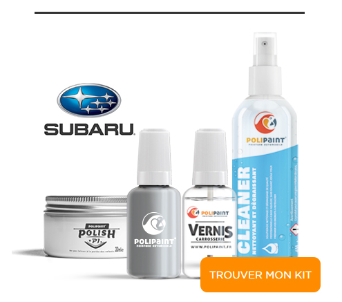 Trouver mon Kit Retouche pour Subaru