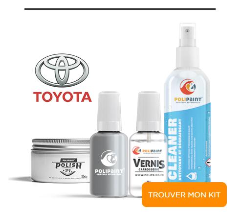 Trouver mon Kit Retouche pour Toyota