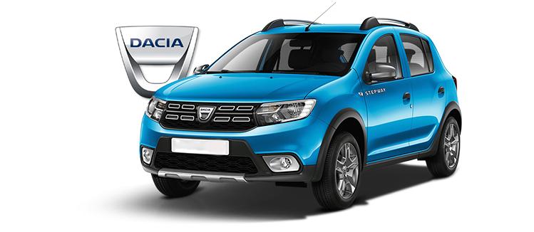 Dacia peinture voiture