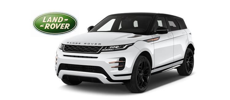 Land Rover peinture voiture