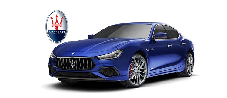 Maserati peinture voiture
