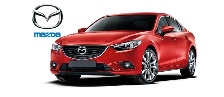 Mazda peinture voiture