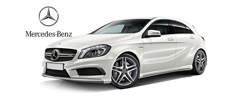 Mercedes peinture voiture
