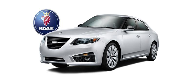 Saab peinture voiture