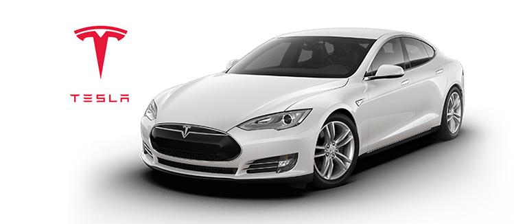 Tesla peinture voiture