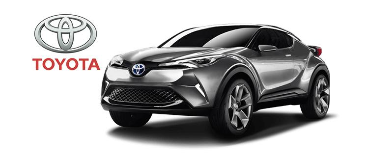 Toyota peinture voiture